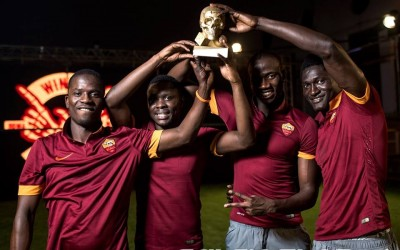 Nike Football: Winner Stays Roma… un grande evento ed in premio la nuova divisa dell'AS Roma!