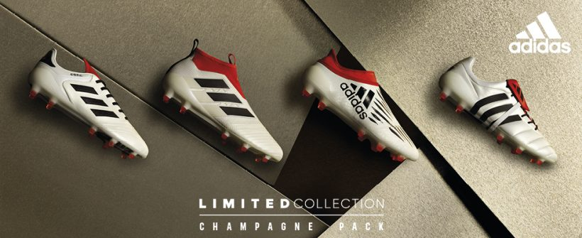 adidas champagne pack banner copa ace predator x